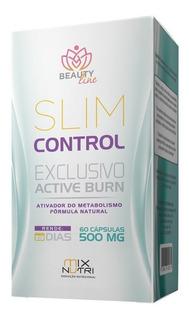 Slim Control 60 Cápsulas 500mg - Mix Nutri