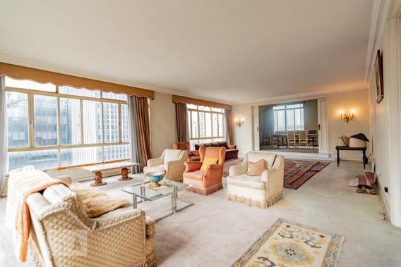 Apartamento Para Aluguel - Consolação, 4 Quartos, 450 - 892886052