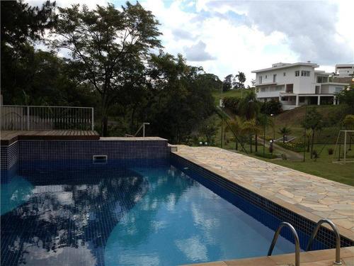 Terreno À Venda, Condomínio Residencial Villa Lombarda - Valinhos/sp - 3741