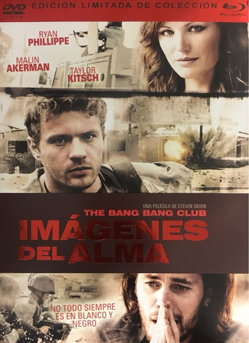 Imagenes Del Alma The Bang Bang Club Pelicula Blu-ray + Dvd