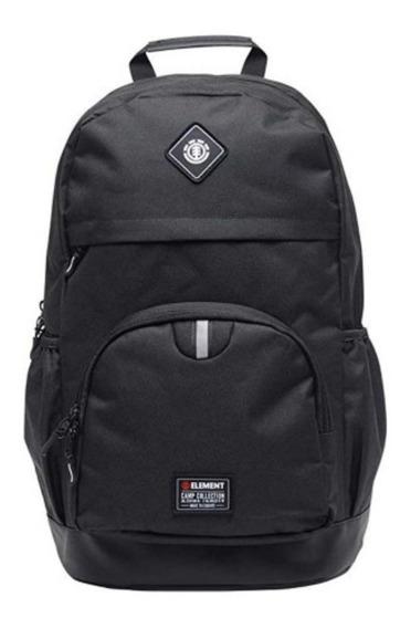 Mochila Element Regent Flint Black Backpack 26 L
