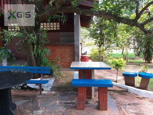 Imagem 1 de 13 de Chácara Com 2 Dormitórios À Venda, 1000 M² Por R$ 280.000 - Estância São Manoel (zona Rural) - São José Do Rio Preto/sp - Ch0103