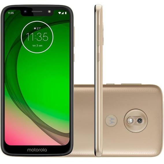 Celular Smartphone Motorola Moto G7 Play Ouro