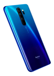 Celular Xiaomi Redmi Note 8 Pro 64gb 6gb Ram Azul