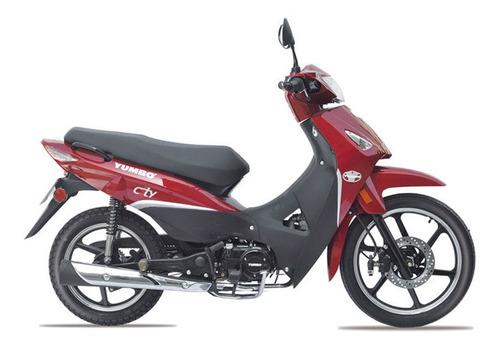 Yumbo City 110 - Tomamos Tu Moto Usada - Garantía Extendida