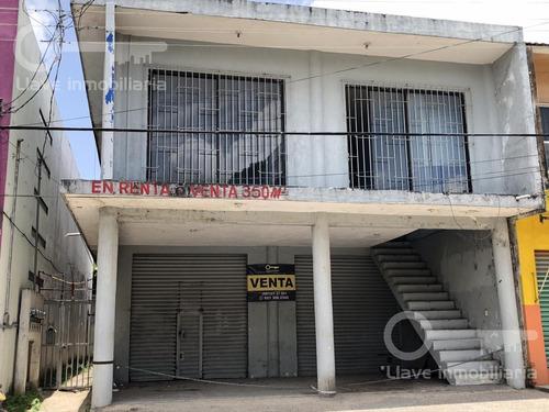 Imagen 1 de 12 de Local Comercial En Venta, Col. Las Flores, Las Choapas