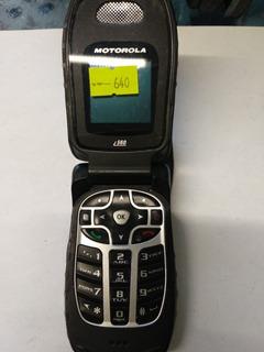 641 Motorola I560 Por Partes (tonillo Universal)