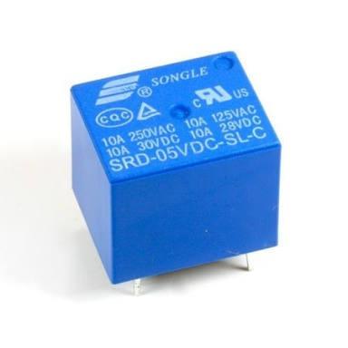 10 Reles 5v Arduino Pic
