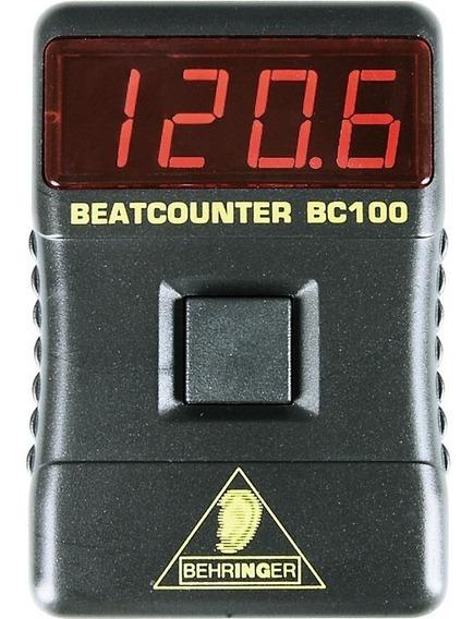 Beat Counter Contador Manual De Bpm Bc100 Behringer