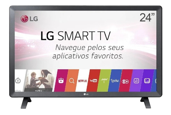 Smart Tv Monitor LG De 24 Polegadas