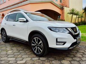 Nissan X-trail Exclusive 3 Row 2018 Factura Agencia, Tomo Au