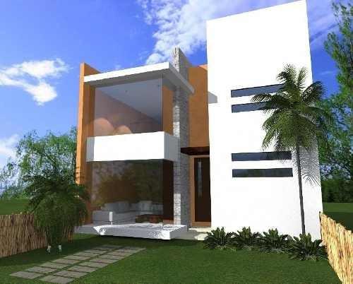 Casa En Venta En Fraccionamiento Aldea Kiin, Cancún Quintana Roo