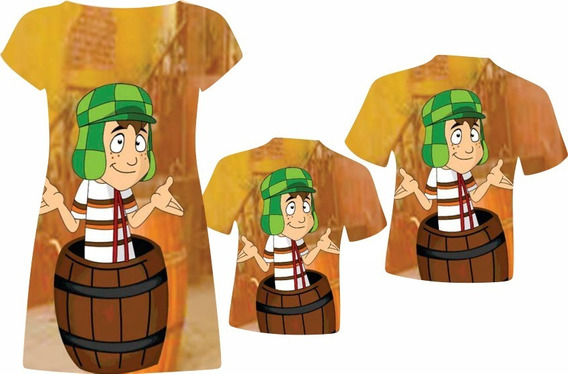 2 Camisas - Chaves