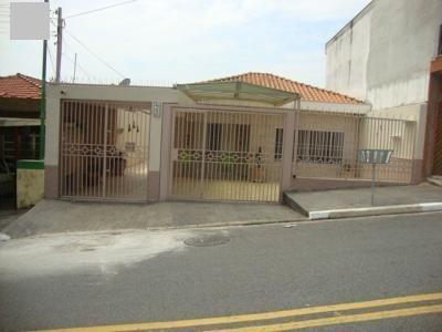 Casa Para Venda Em São Paulo, Cangaiba, 4 Dormitórios, 1 Suíte, 3 Banheiros, 4 Vagas - 2302_1-890524