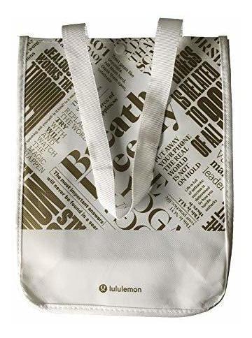 Lululemon Bolsa De Deporte Reutilizable (tamaño Pequeño)) Sg