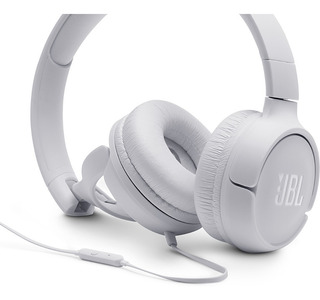 Auricular Vincha Jbl T500 Blanco