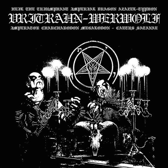 Vritrahn-werwolf ¿ Httidat/icmcs Lp Satanic Warmaster