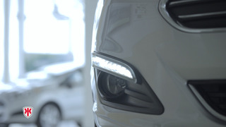 Luces Led Drl De Vision Diurna Ford Fiesta 2014 - 2019