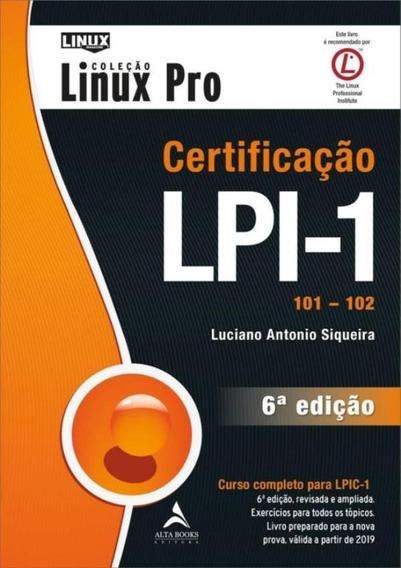 Certificacao Lpi-1 - 101-102
