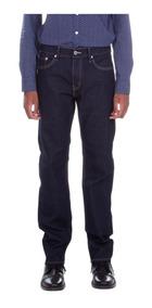 Calça Jeans Levis Masculino 505 Regular Fit Azul Escuro