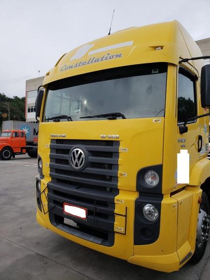 Volkswagen Vw 19.320 4x2 Ano 2009 !!! Top De Linha !!!