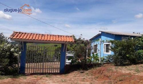 Chácara À Venda, 3079 M² Por R$ 295.000,00 - Tapanhão - Jambeiro/sp - Ch0203