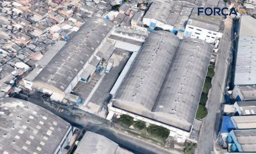 Imagem 1 de 2 de Galpão À Venda, 5867 M² - Vila Nova Cumbica - Guarulhos/sp - Ga1065