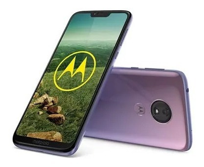 Celular Libre Motorola Moto G7 Power 5000mah Garantia