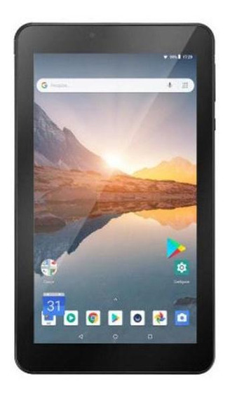 Tablet M7s Plus 16gb Nb298 - Preto - Multilaser