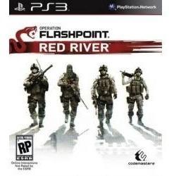 Jogo Operation Flashpoint Red River Para Ps3 Original Usa