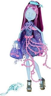 Monster High Haunted Student Spirits Kiyomi Haunterly Doll!