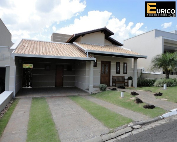 Casa Para Venda E Locação No Condomínio Terras De São Francisco Em Vinhedo - Sp - Ca01855 - 34409654