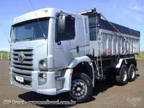 Vw 31260 - 2011 - Traçado Com Caçamba - R$ 105.000,00