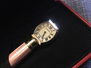 Única:pluma Cartier Platinum Edición Limitada 2000 Piezas