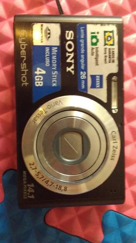 Câmera Fotográfica Cyber-shot Sony Dsc-w320