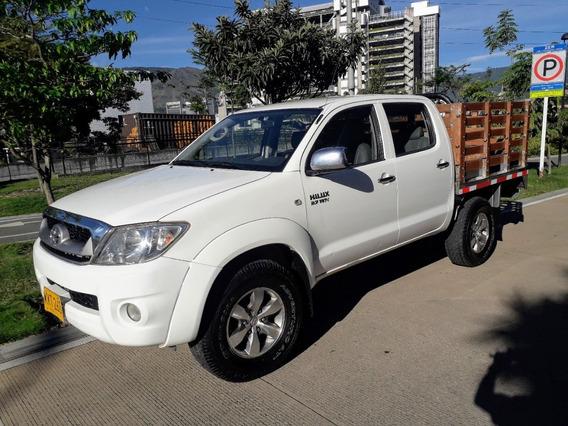 Toyota Hilux M.2700 Gasolina 4x4 .m2011 Refull Estaca