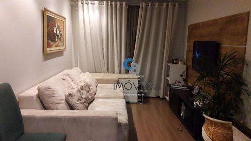 Imagem 1 de 14 de Apartamento Residencial À Venda, Vila Regente Feijó, São Paulo. - Ap2593
