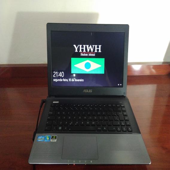 Notebook Asus K45vm - Intel(r) Core(tm) - I7-3610qm - 64bits