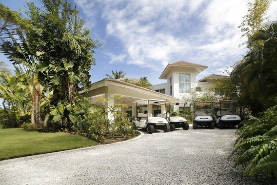 Renta Por Noche De Hermosa Villa En Punta Cana Resort