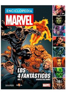 Enciclopedia Marvel Vol.2 - Los Cuatro Fantasticos