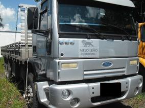 Cargo 1415 - 88/88 - Truck, Carroceria De Madeira, Reduzido