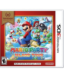 Selecciones De Nintendo: Mario Party: Island Tour