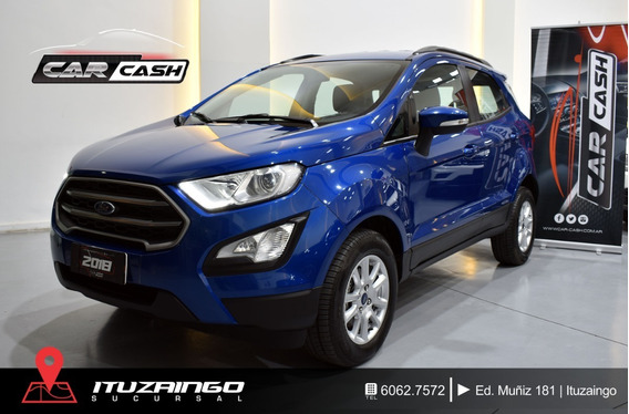 Ford Ecosport 1.5 Se 123cv Automatica - Car Cash