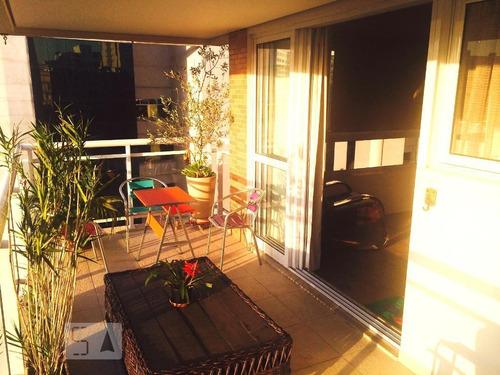 Apartamento À Venda - Vila Olímpia, 1 Quarto,  55 - S892769423