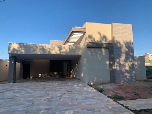 Imagem 1 de 30 de Casa Com 3 Dormitórios À Venda, 230 M² Por R$ 760.000,00 - Condomínio Terra Vista - Mirassol/sp - Ca9014