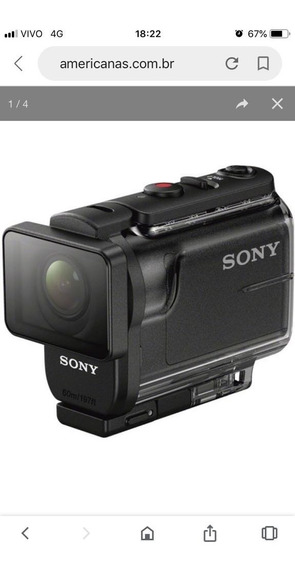 Camera Sony Action Cam Hdr-as50