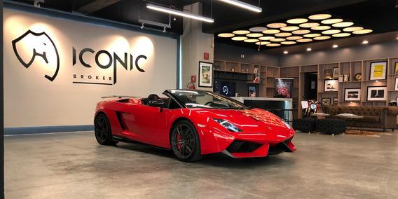 Lamborghini Gallardo Performante Spyder