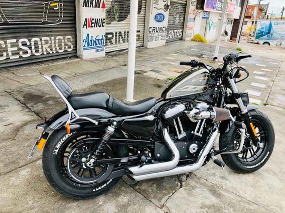 Harley Davidson Forty Eight-2017 Hard Candy Black Gold Flake