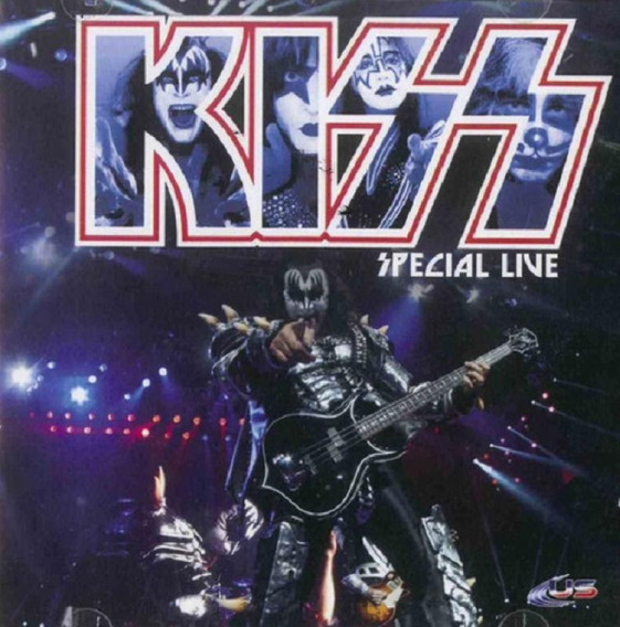 Kiss Special Live - Cd Rock
