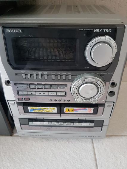 1 Som Aiwa Potencia Real 6200pmpo 280w+ 280w Rms